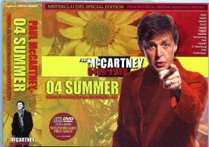 Paul McCartney - 04 Summer Madrid St Petersburg & Glastonbury 2004 (3 CD + 2 DVD w/Slipcase) ( Misterclaudel )