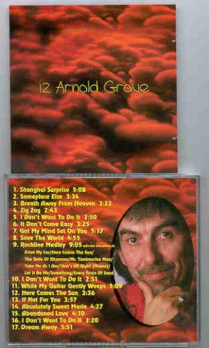 George Harrison - 12 Arnold Grove  ( Vigotone )