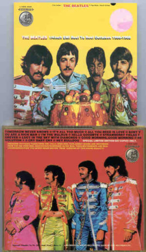 The Beatles - 1/4 Inch EMI Reel to Reel Outtakes 1966 - 1968