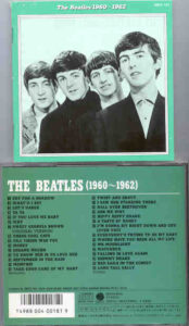 The Beatles - 1960 - 1962 The Beatles ( Teichiku )