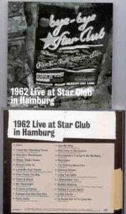 The Beatles - 1962 Live At The Star Club In Hamburg ( Walters Recs )