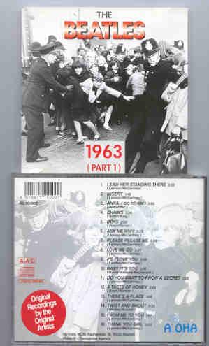 The Beatles - 1963 ( Part One ) ( ALOHA )