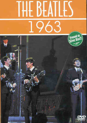 DVD The Beatles - The Beatles 1963