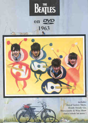 DVD The Beatles - The Beatles On DVD : 1963