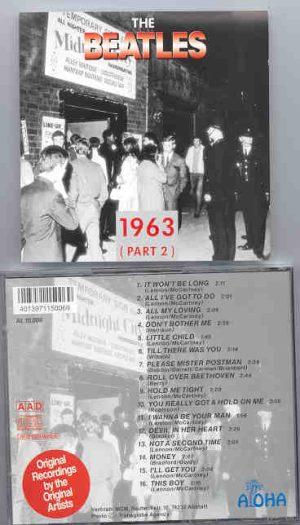 The Beatles - 1963  ( Part Two ) ( ALOHA )