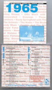 The Beatles - 1965 New Musical Express Poll Winners Concert ( Vigotone ) ( 2 CD!!!!! SET )