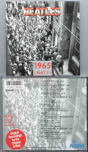 The Beatles - 1965  ( Part Two ) ( ALOHA )