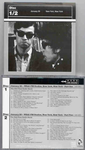 Bob Dylan - 1966 Definitive Collection Jewels & Binoculars 1/2 ( Vigotone ) ( 2 CD!!!!! SET )