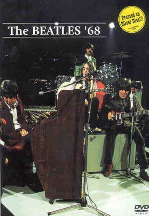 DVD The Beatles - The Beatles 1968