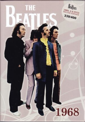 DVD The Beatles - 1967 DELUXE SET ( 6 DVD SET with 16 pages booklet )