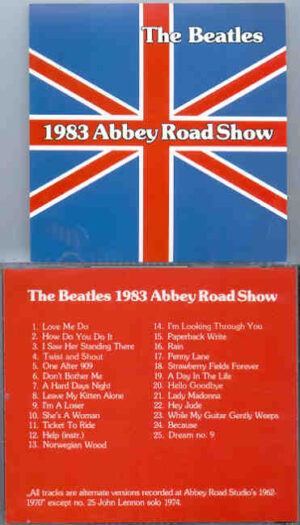 The Beatles - 1983 Abbey Road Video Show