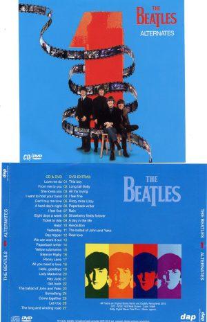 The Beatles - 1 Alternates ( 2016 DAP )
