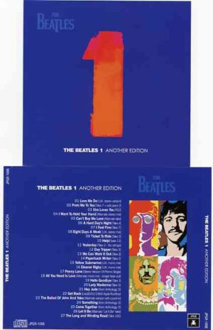 The Beatles - 1 Another Edition ( 2011 JPGR )
