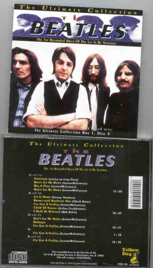 The Beatles - 1st  Recorded Hour Of The Let It Be Sessions  ( Yellow Dog )