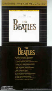 The Beatles - 20 Greatest Hits ( US STEREO - Dr. Ebbetts 2008 )