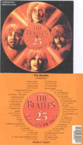 The Beatles - 25 Exitos de Oro ( Rare Release from Spain )