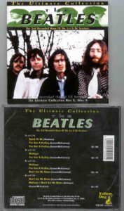 The Beatles - 2nd Recorded Hour Of The Let It Be Sessions ( Yellow Dog )