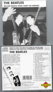 The Beatles - 300.000 Beatles' Fans Can't Be Wrong ( Living Legend )