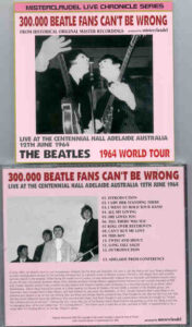 The Beatles - 300.000 Beatles' Fans Can't Be Wrong ( Misterclaudel Live Chronicle Series ) ( Misterclaudel )