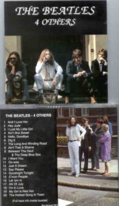 The Beatles - 4 Others