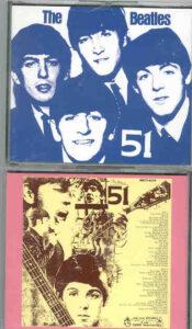 The Beatles - 51 ( Melvin Records ) ( 2 CD!!!!! SET )