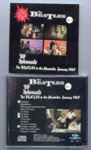 The Beatles - '69 Rehearsals Vol. 1 ( Blue Kangaroo )