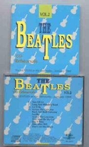 The Beatles - '69 Rehearsals Vol. 2 ( Blue Kangaroo )
