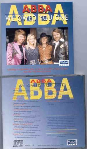 Abba - We Owed You One ( Mistral )