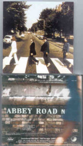 The Beatles - Abbey Road Anthology ( Capitol ) ( Rare A.R. unreleased tracks )