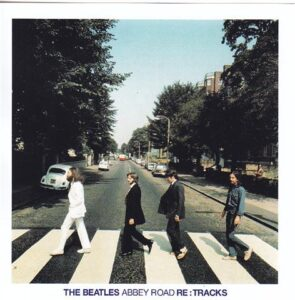 The Beatles - Abbey Road Re Tracks ( 2 CD!!!!! SET ) ( 2012 SGT Records )