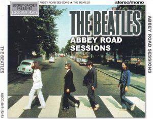 The Beatles - Abbey Road Sessions ( Secret Garden ) ( 4 CD SET )