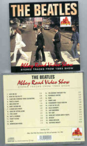 The Beatles - Abbey Road Video Show ( Strawberry )