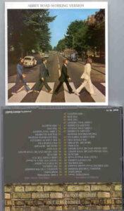 The Beatles - Abbey Road Working Version ( Misterclaudel ) ( 2 CD!!!!! SET )