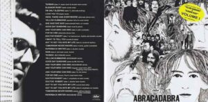 The Beatles - Abracadabra Vol 1 ( 2012 Capitol's New Improved Full Dimensional Better than ever Stereo Sound )