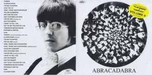 The Beatles - Abracadabra Vol 2 ( 2012 Capitol's New Improved Full Dimensional Better than ever Stereo Sound )