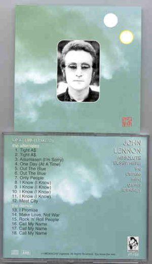 John Lennon - Absolute Elsewhere Vol. 2   ( Vigotone )