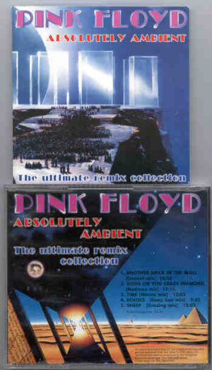 Pink Floyd - Absolutely Ambient ( The Ultimate Remix Collection )