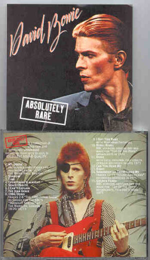 David Bowie - Absolutely Rare