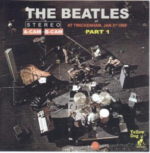 The Beatles - A-CAM + B-CAM At Twickenham Part One ( Yellow Dog ) 2013 Edition