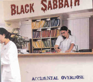 Black Sabbath - Accidental Overdose ( 2 CD!!!!! SET ) ( Convention Hall , Asbury Park , NJ , USA , Aug 6th , 1975 )