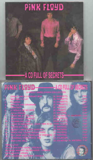 Pink Floyd - A CD Full Of Secrets ( Bugsy ) ( 17 Extra rare studio tracks )