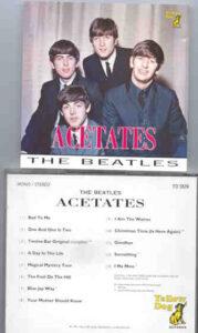 The Beatles - Acetates ( Yellow Dog )