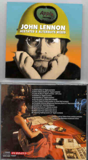 John Lennon - Acetates And Alternate Mixes