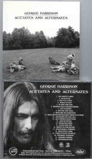 George Harrison - Acetates And Alternates Vol. 1