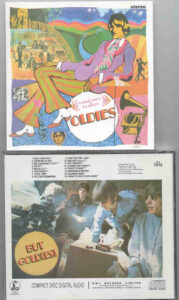 The Beatles - A Collection Of Beatles Oldies ( UK Release STEREO )