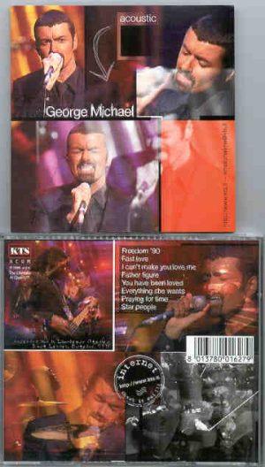 George Michael - Acoustic ( East London Oct 1991 ) ( KTS )