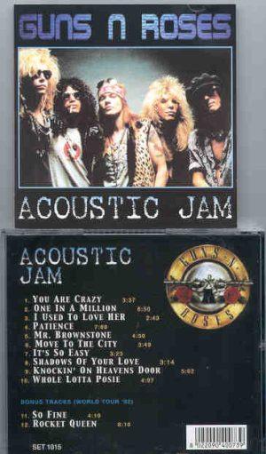 Guns N' Roses - Acoustic Jam