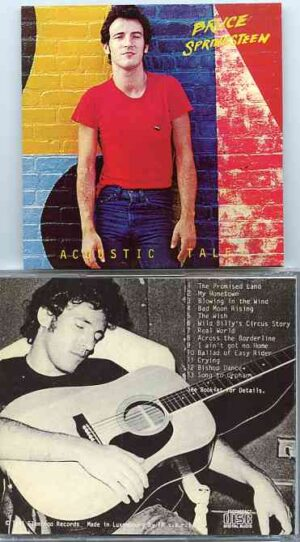 Bruce Springsteen - Acoustic Tales ( Flamingo )