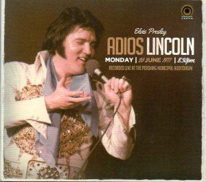 Elvis Presley - Adios Lincoln ( Pershing Municipal Auditorium , Monday June 20th , 1977 )