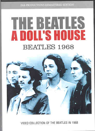DVD The Beatles - A Doll's House ( 2 DVD SET ) ( Video Collection 1968 )